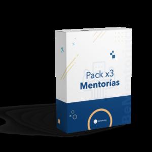 Pack 3x mentorias